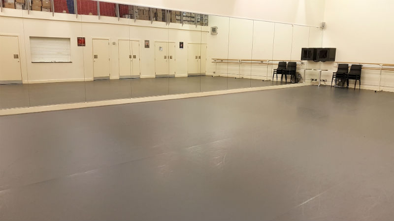 Ballet Black Studio to hire