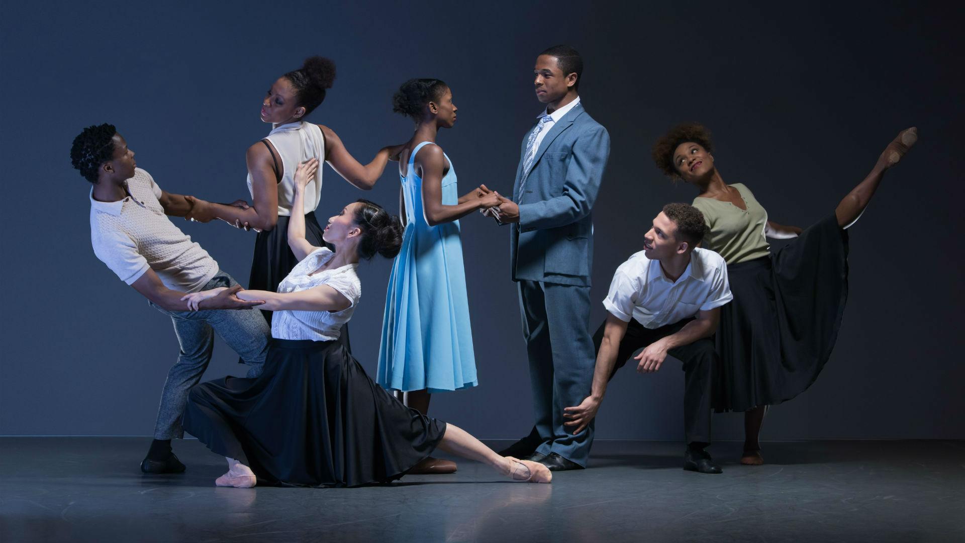 Ballet Black Ballerina The Suit