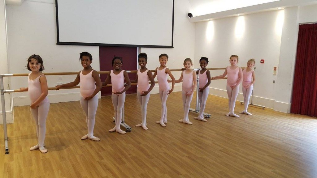 Ballet Black Junior School Ballerina