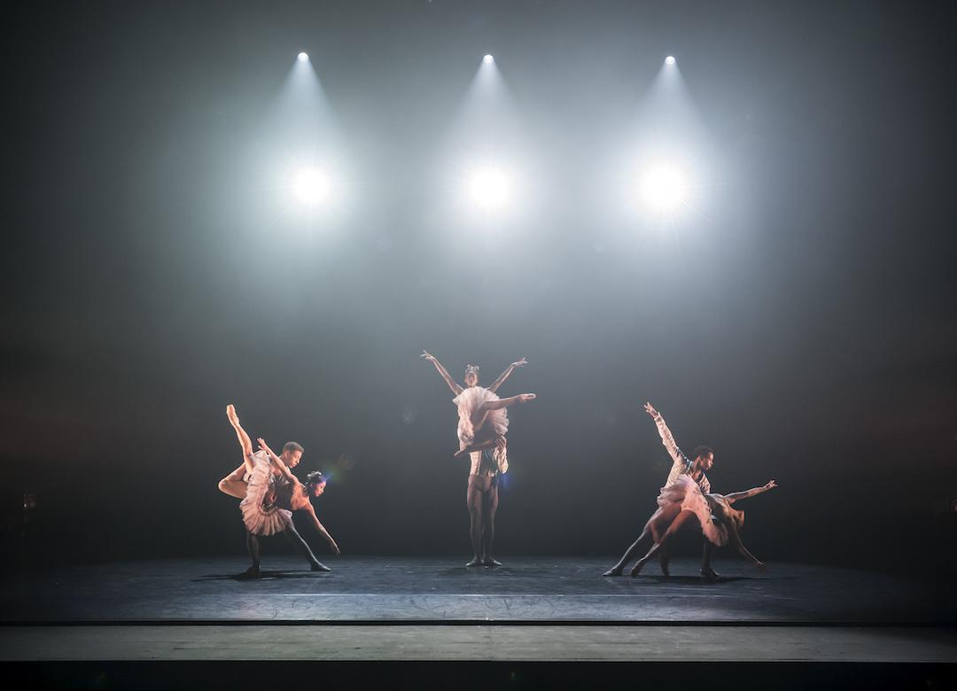 Ballet Black Ballerina in Dream within a Midsummer Night's Dream Arthur Pita