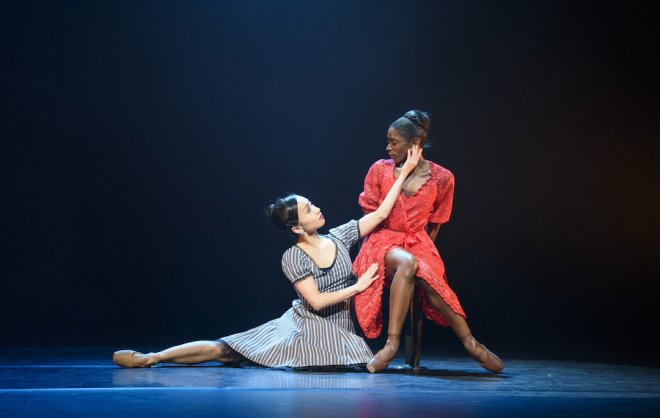 Ballet Black Ballerina in Storyville by Christopher Hampson