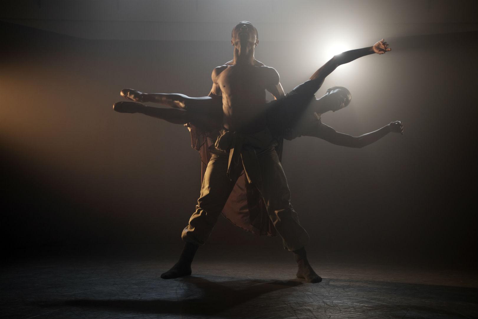 Ballet Black INGOMA by Mthuthuzeli November