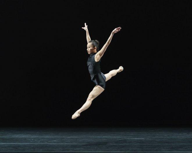 Sayaka Ichikawa of Ballet Black in Martin Lawrance's Pendulum